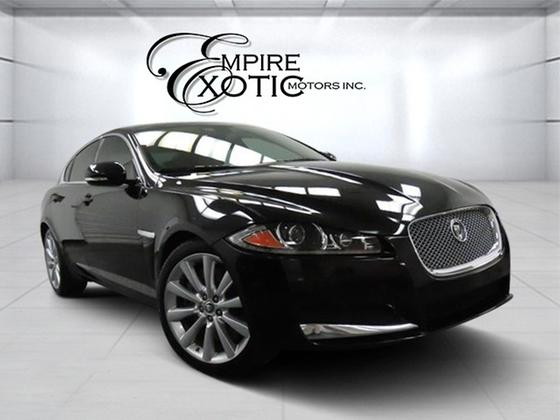 2013 Jaguar XF-Type Supercharged:24 car images available