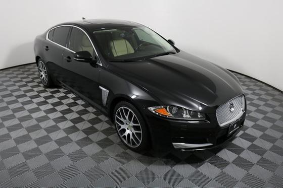 2013 Jaguar XF-Type Supercharged