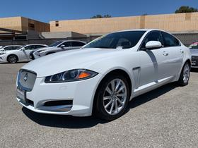 2013 Jaguar XF-Type Supercharged:21 car images available