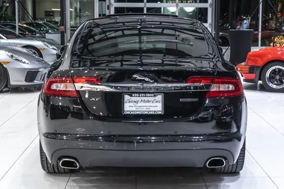 2009 Jaguar XF-Type Supercharged