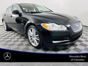 2010 Jaguar XF-Type Supercharged:24 car images available