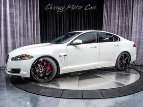 2014 Jaguar XF-Type V8 Supercharged:24 car images available