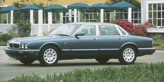 1999 Jaguar XJ-Type  : Car has generic photo