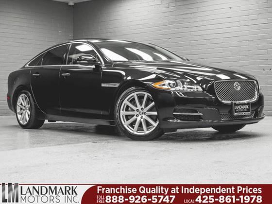2012 Jaguar XJ-Type :24 car images available
