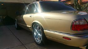 1999 Jaguar XJ-Type