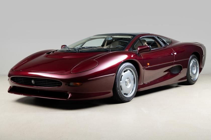 1993 Jaguar XJ-Type 220:15 car images available