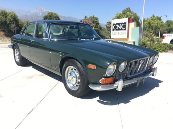 1972 Jaguar XJ-Type 6