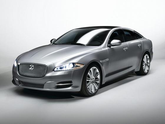 2011 Jaguar XJ-Type 8 L : Car has generic photo