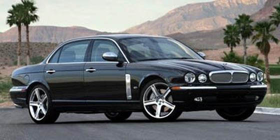 2006 Jaguar XJ-Type 8 L : Car has generic photo