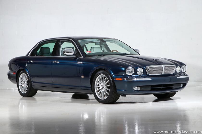 2007 Jaguar XJ-Type 8:24 car images available