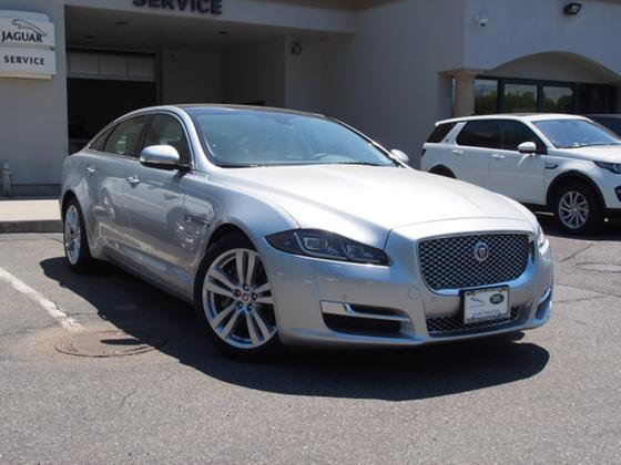 2016 Jaguar XJ-Type L Portfolio:20 car images available