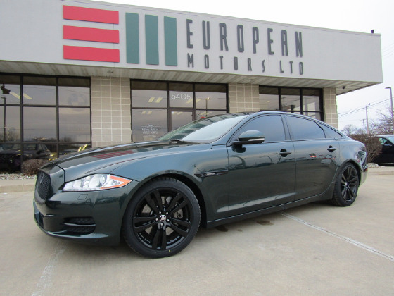 2012 Jaguar XJ-Type L Portfolio:24 car images available