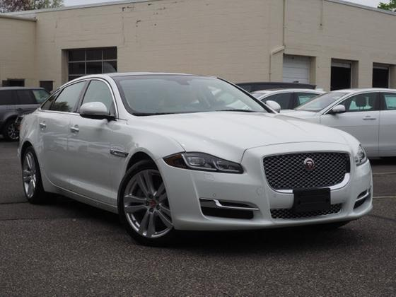 2017 Jaguar XJ-Type L Portfolio:22 car images available