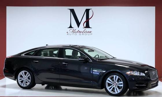 2014 Jaguar XJ-Type L Portfolio:24 car images available