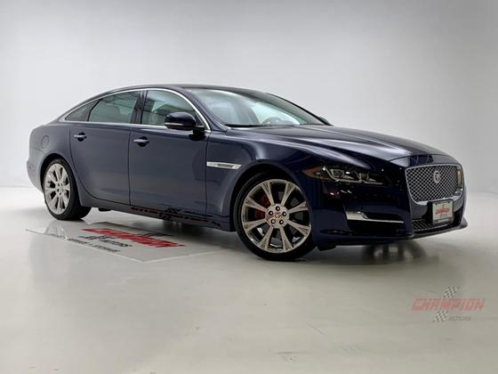 2016 Jaguar XJ-Type L Portfolio:24 car images available