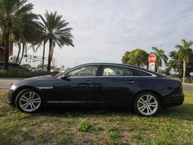 2014 Jaguar XJ-Type L Portfolio:17 car images available