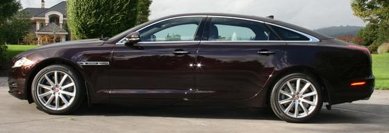 2014 Jaguar XJ-Type L Supercharged:9 car images available