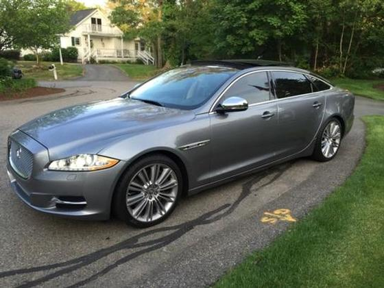 2011 Jaguar XJ-Type L Supercharged:4 car images available