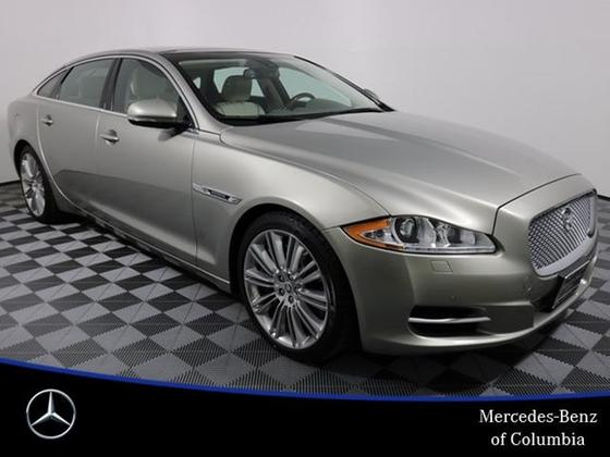2011 Jaguar XJ-Type L Supercharged:24 car images available