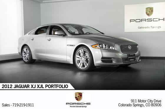 2012 Jaguar XJ-Type Portfolio:24 car images available