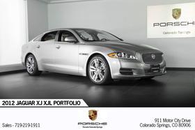 2012 Jaguar XJ-Type Portfolio:24 car images available