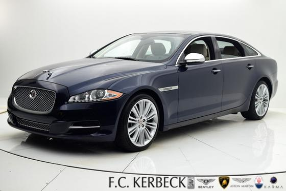2015 Jaguar XJ-Type Portfolio:24 car images available