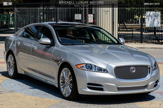 2015 Jaguar XJ-Type Portfolio:24 car images available
