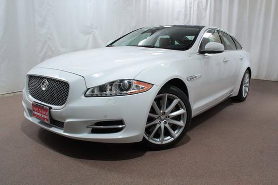 2013 Jaguar XJ-Type Portfolio:19 car images available