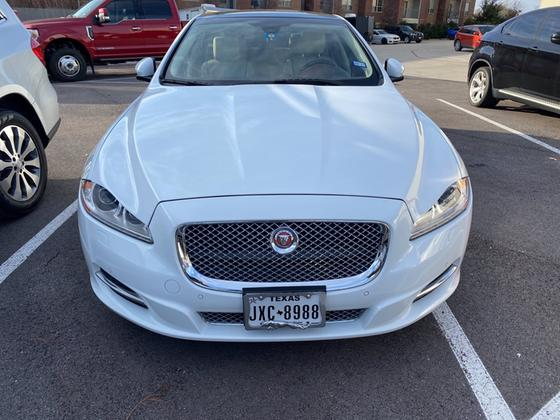 2014 Jaguar XJ-Type Portfolio:4 car images available