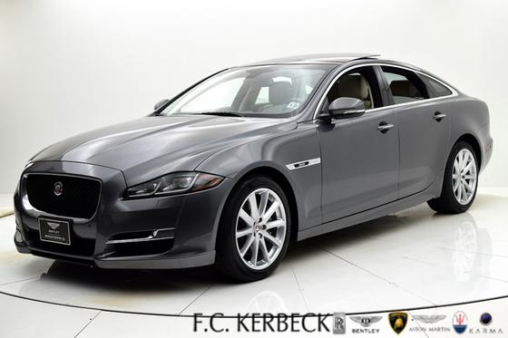 2016 Jaguar XJ-Type R-Sport:24 car images available