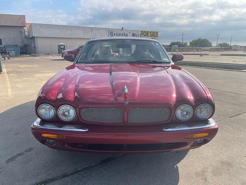 1999 Jaguar XJ-Type R