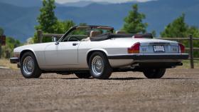 1990 Jaguar XJ-Type S V-12 Convertible:21 car images available