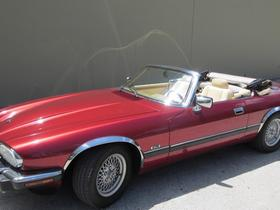 1992 Jaguar XJ-Type S V-12 Convertible:22 car images available