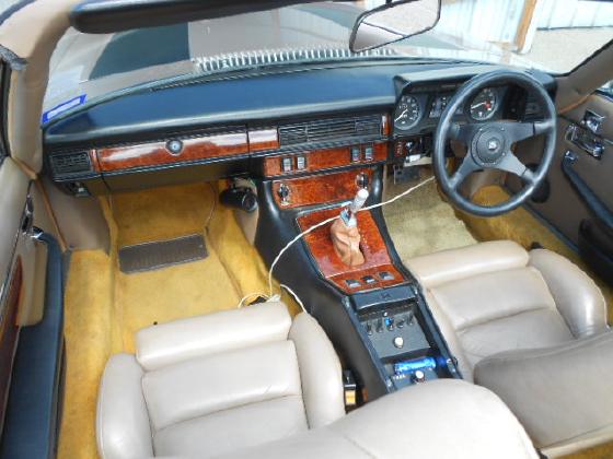 1978 Jaguar XJ-Type S V-12 Convertible