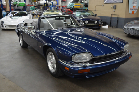 1995 Jaguar XJ-Type S V-12 Convertible:12 car images available