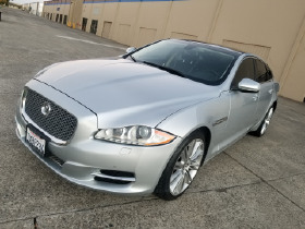 2013 Jaguar XJ-Type Super V8