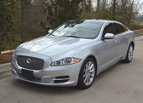 2013 Jaguar XJ-Type Supercharged