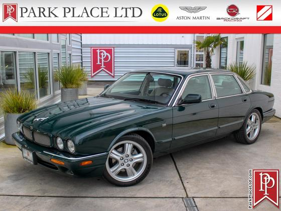 1998 Jaguar XJ-Type Supercharged:24 car images available