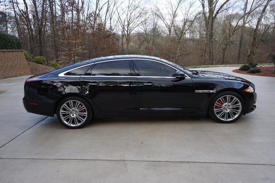 2011 Jaguar XJ-Type Supersport:9 car images available