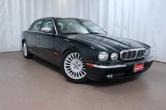 2005 Jaguar XJ-Type Vanden Plas:24 car images available