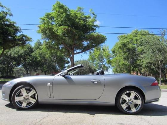 2009 jaguar xk type for sale in delray beach fl exotic. Black Bedroom Furniture Sets. Home Design Ideas