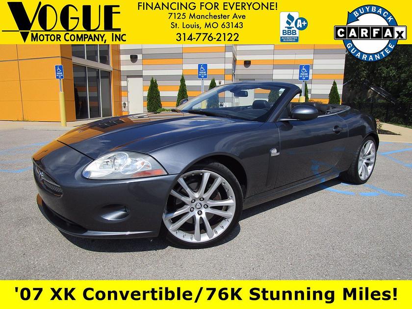 2007 Jaguar XK-Type :24 car images available