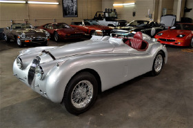 1954 Jaguar XK-Type 120:24 car images available