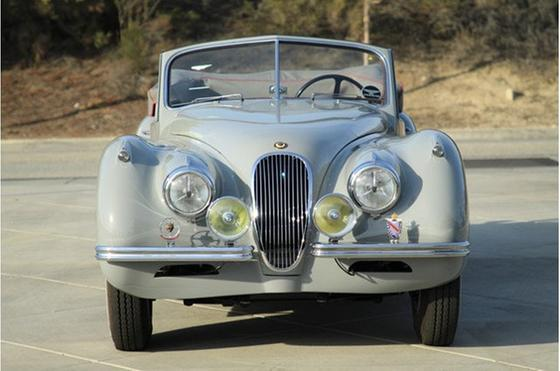 1953 Jaguar XK-Type 120