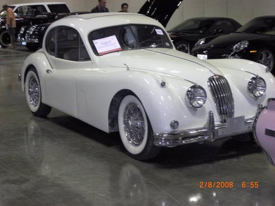 1957 Jaguar XK-Type 140:6 car images available