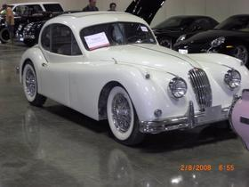 1957 Jaguar XK-Type 140