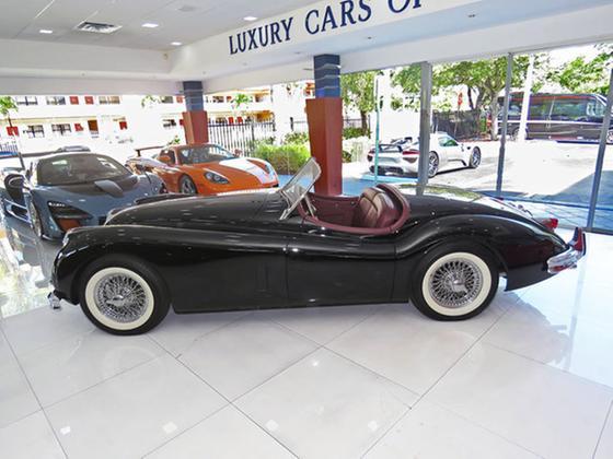 1956 Jaguar XK-Type 140MC:24 car images available