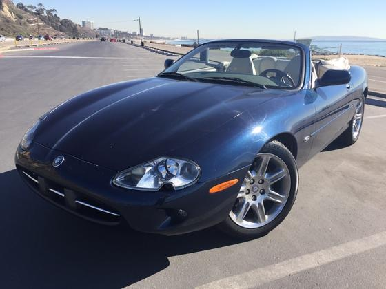 2000 Jaguar XK-Type 8