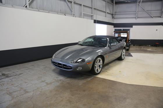 2003 Jaguar XK-Type 8:9 car images available