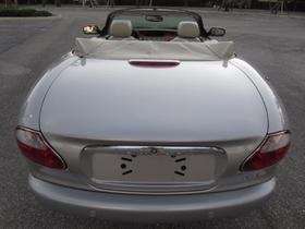 2001 Jaguar XK-Type 8